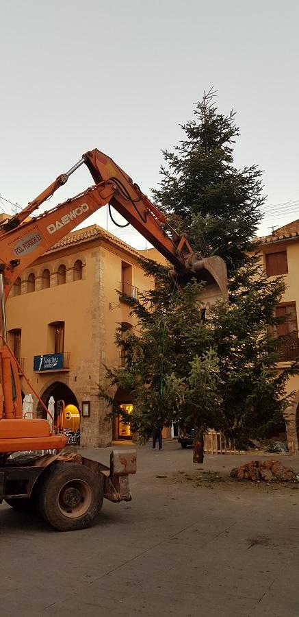 árbol Navidad Vila-real